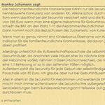 Die Hebammenfreundlichste Krankenkasse Deutschlands und ein Gewinner