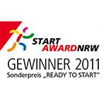 NONOMO gewinnt den READY TO START Award