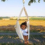 Federwiegen - nicht nur für Babys sondern auch für Kleinkinder