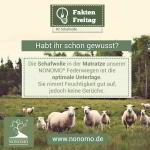 Fakten Freitag: #2 Schafwolle