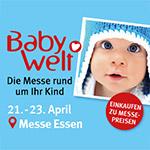 NONOMO auf der Babywelt Rhein-Ruhr 2017