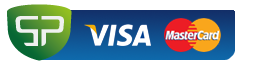 Credit card Visa Mastercard (secupay)