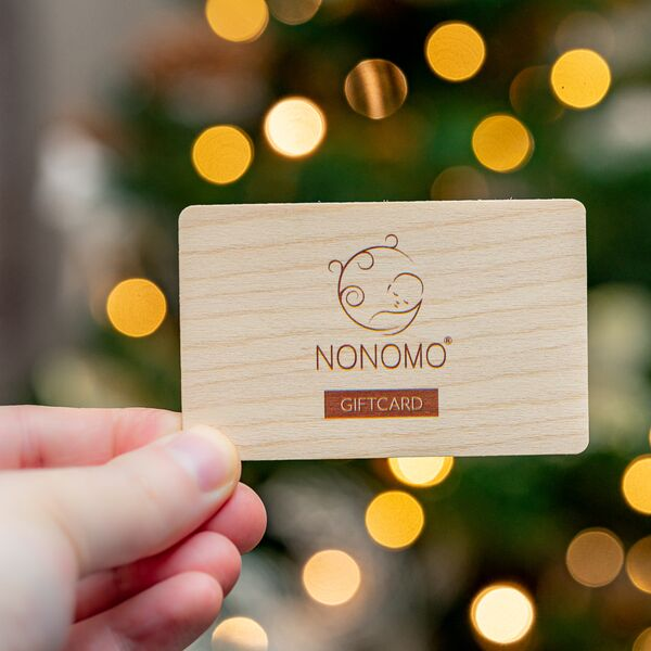 gift card made of wood - 500 EUR