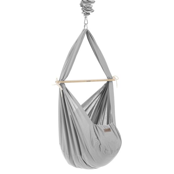 NONOMO® Swinging Hammock-Set Baby Classic with Ceiling...