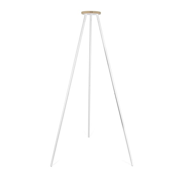 NONOMO® TIPI - Swinging Hammock Stand - Colour: white