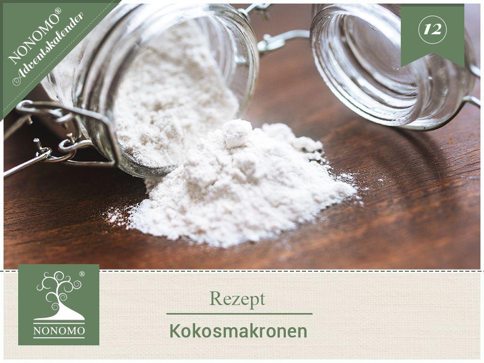 Rezept für Kokosmakronen