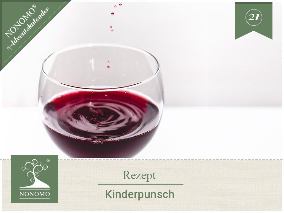 Rezept für Kinderpunsch