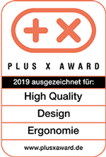 NONOMO Plus X Award - Hight Quality - Design - Ergonomie