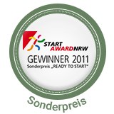 Start Award NRW - READY2START NRW Sonderpreis