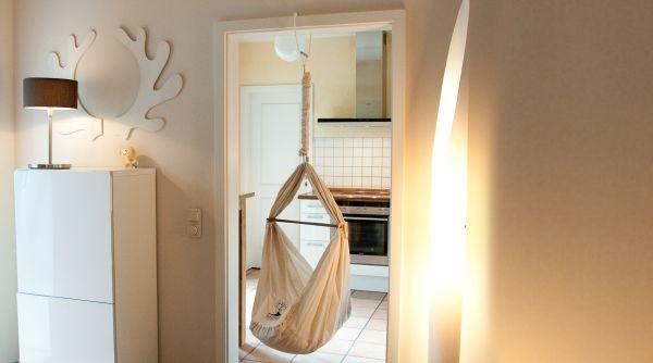 Türrahmen  Kann man jede Babyhängematte im Türrahmen aufhängen?