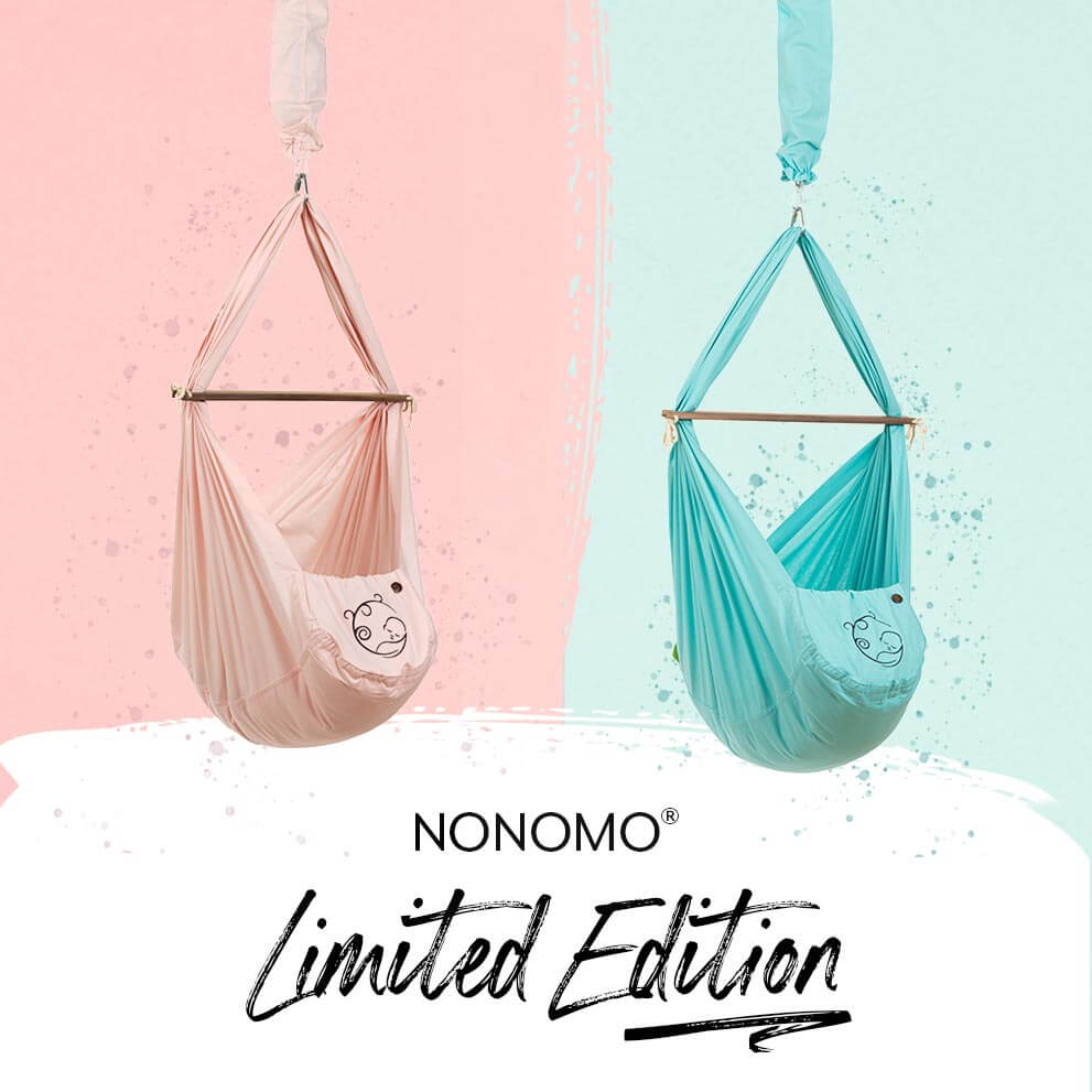 NONOMO Limited Edition in rosé und mint